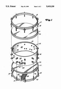Exploded Diagrams Of Drums