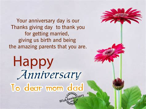 anniversary wishes  parents pictures images page