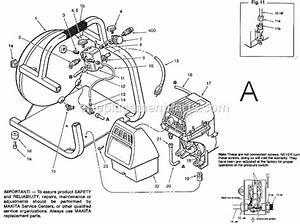 Makita 1 5hp Air Compressor