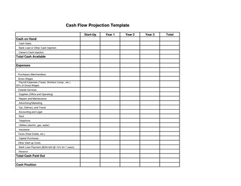 flow projection worksheet template other worksheet category page 805 worksheeto