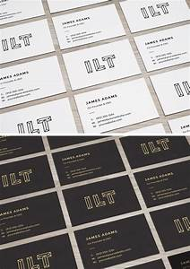 Perspective, Business, Cards, Mockup