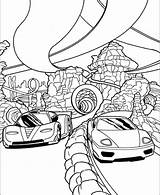 Coloring Race Pages Wheels Track Adults F1 Cars Sport Racing Drawing Colouring Printable Sports Super Fast Netart Sheets Getcolorings Draw sketch template