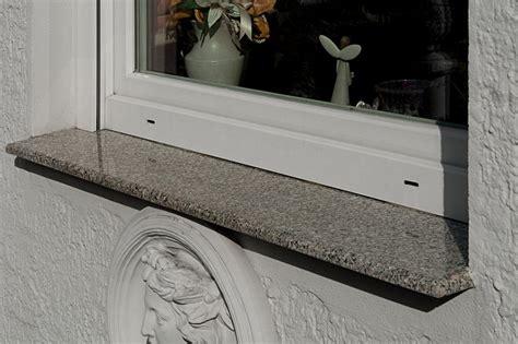 granit fensterbank außen einbauen anleitung marmor granit naturstein f diaferia bielefeld