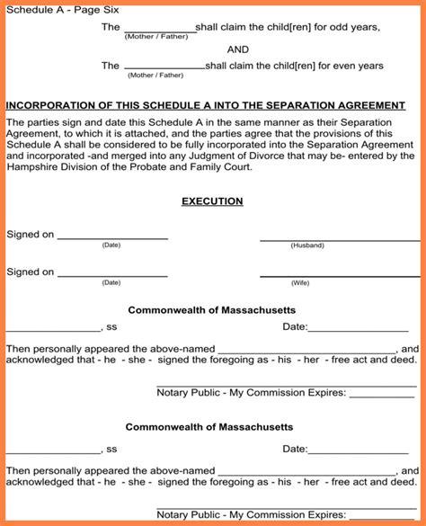 notarized custody agreement template notarized custody agreement template ideal notarized custody agreement su j126502 edujunction