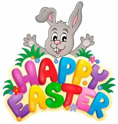 Easter Rabbit Happy Clipart Downloads