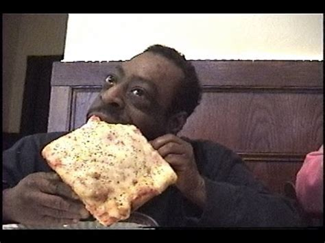 beetlejuice enjoys  sicilian pizza youtube