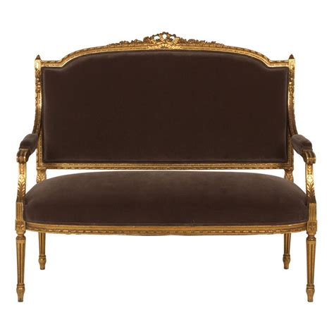 Funky Settees by Antique Gilt Settee Settees Funky Furniture And