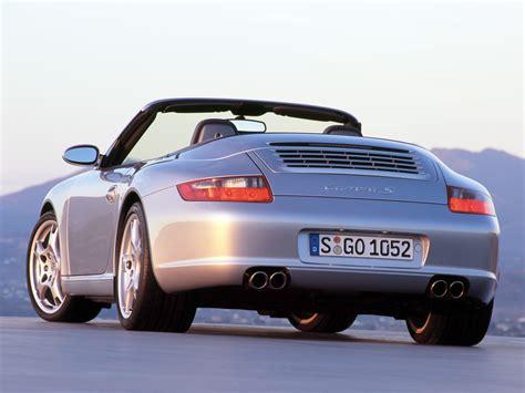 Porsche 911 Carrera S Cabriolet 997 Specs 2005 2006
