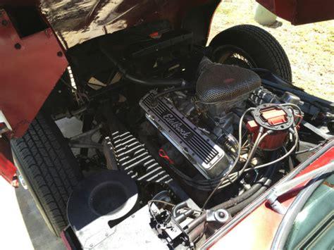 1971 Jaguar E-type Xke 2+2 350 V8 Engine Conversion