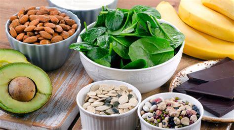 alimenti ricchi in magnesio alimenti ricchi di magnesio dove si trova e propriet 224