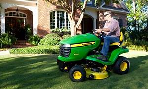 John Deere X300 Lawn And Garden Tractor Service Manual