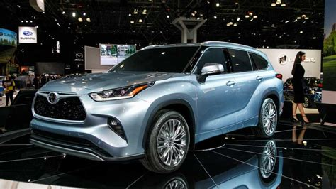 Will The 2020 Toyota Highlander Be Redesigned by 2020 Toyota Highlander Highlander Hybrid Get Refined Redesign