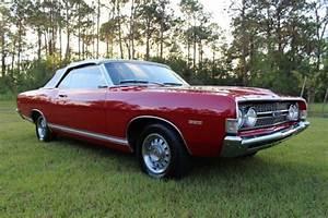 1968 Ford Torino Gt Convertible Rare 390 Big Block Y Code