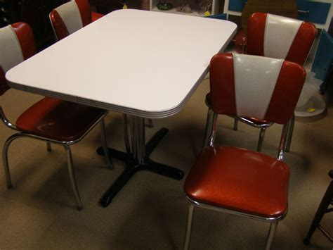 1950?s retro kitchen table chairs   Bringing Back Classic