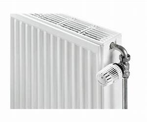 Radiateur Acier Eau Chaude : radiateur eau chaude en acier compact all in t22 h ~ Premium-room.com Idées de Décoration