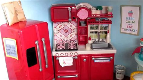 Our Generation Kitchen Set Review  Youtube