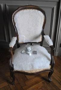 Retapisser Un Fauteuil Prix : diy retapisser un fauteuil 04 tuto meuble en 2019 pinterest ~ Melissatoandfro.com Idées de Décoration