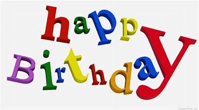 Birthday Happy Clipart Cartoon