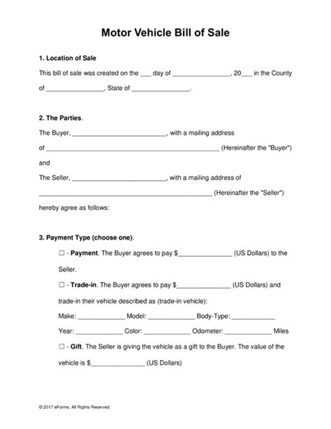 where do i get a bill of sale form bill of sale template