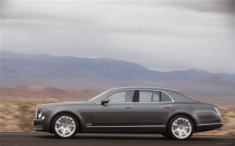 Bentley Mulsanne Mulliner 2018 Widescreen Exotic Car Photo