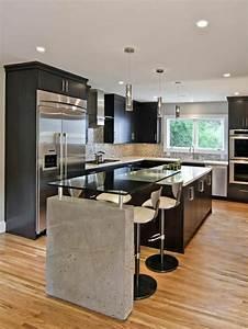 choisir quelle couleur pour une cuisine With parquet clair quelle couleur aux murs