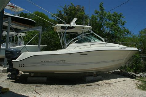 Hydrasport Boats by Hydra Sports 2900vx 2010 For Sale For 165 900 Boats
