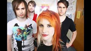 Paramore - Misery Business Backing Track (No Guitar) - YouTube