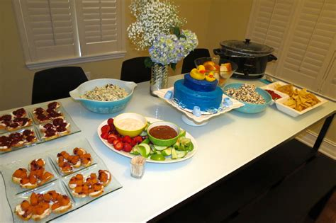 baby shower food ideas for a boy baby shower food ideas for a boy wblqual com