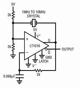 circuit collection oscillators With oscillator circuit