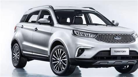 2019 Ford Territory Premium Compact Suv