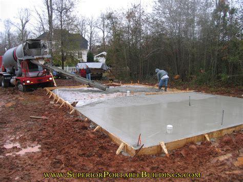 Concrete Building Slab Project 10.