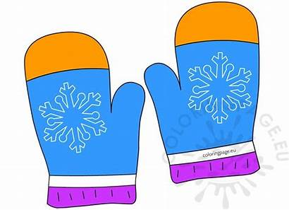 Winter Clipart Clothing Clip Clothes Cliparts Boots