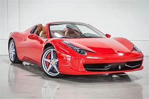 2012 Ferrari 458 Spider   Fusion Luxury Motors
