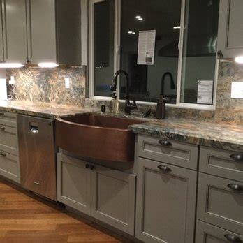 reviews kitchen cabinets romarts marble granite 10 photos 38 reviews 1959