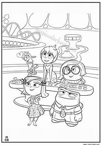 Get This Disney Inside Out Coloring Pages Free To Print 51178