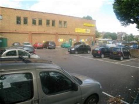 morrisons car park public daneville road london car