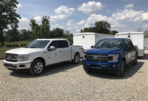 ford    towing comparison  fast lane truck