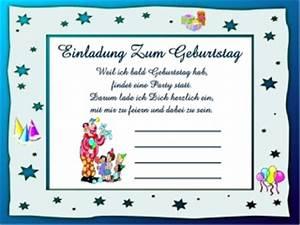 Partyspiele Kindergeburtstag Ab 10 : einladungskarten zum kindergeburtstag kostenlos ~ Articles-book.com Haus und Dekorationen