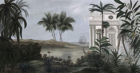 saint domingue collection  decor paysage ananbo