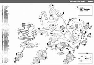 John Deere Farm Power Igor0050 Parts