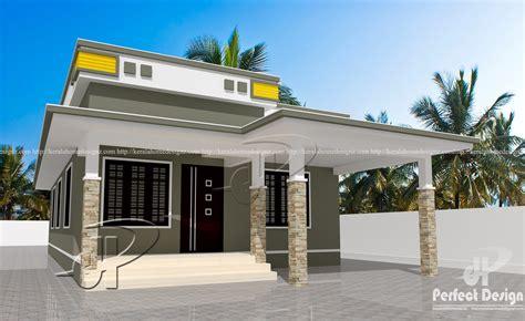 B Z Design Home : 883 Sq Ft Simple Home Design