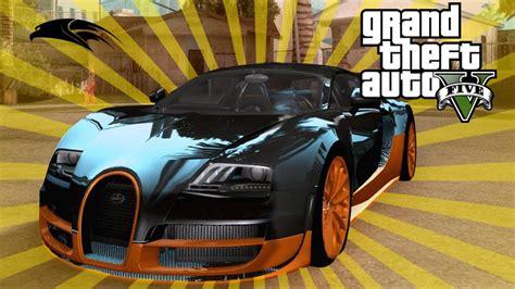 Gta 5 mods bugatti veyron super sport mod is here! GTA V - Bugatti Veyron Secret Location - How To Get Bugatti Veyron GTA 5 Tutorial - YouTube