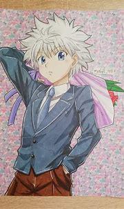 💙Killua Zoldyck💙   Anime Art Amino