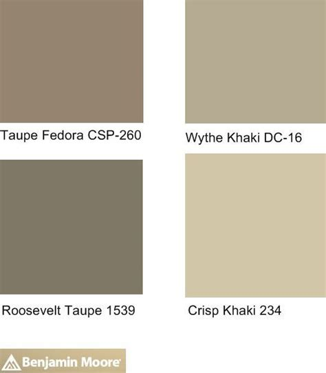 taupe paint color benjamin 1000 ideas about benjamin taupe on