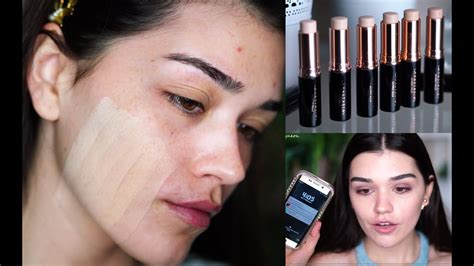 Anastasia Beverly Hills Stick Foundation Review And