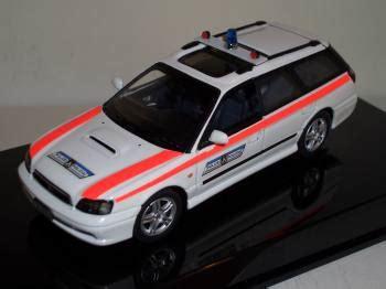 Subaru Impreza - Subaru Legacy police modelcars 1/43 BMW ...