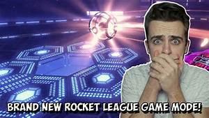 Rocket League - Dropshot Trailer REACTION   AWESOME Brand ...