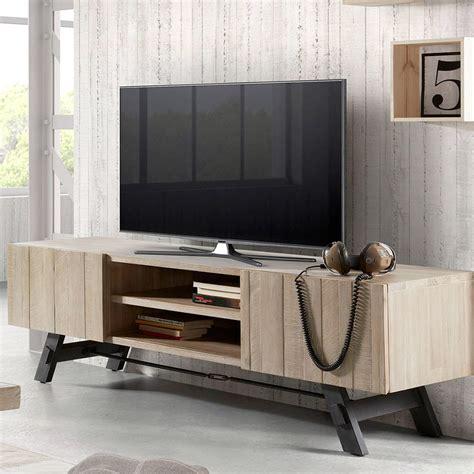 mobile metallo mobile tv in legno e metallo dal design moderno easy