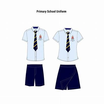 Uniform Primary Boys Junior Peninsula International Shorts
