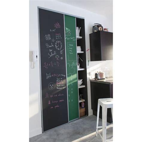 bloc porte placard cuisine porte coulissante 73 cm castorama affordable suprieur